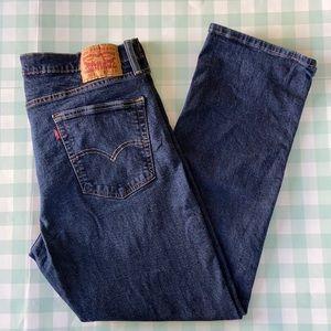 Men's Levi's 514 jeans size 36/30